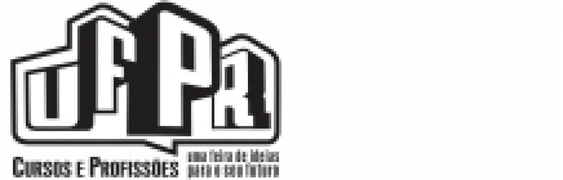 UFPR: Cursos e Profissões  Logo
